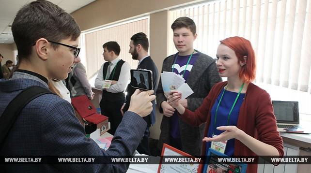 """Гомельская молодежь представила более 20 проектов на региональном этапе конкурса """"100 идей для Беларуси"""""""