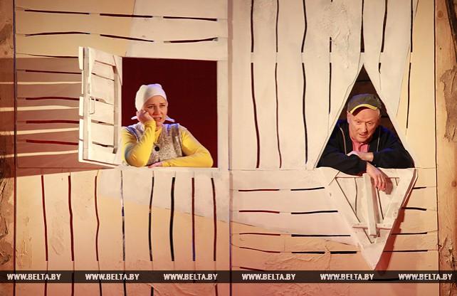 """Могилевский областной драмтеатр представит премьеру спектакля """"Без Егора будет горе"""""""