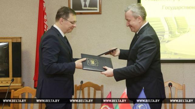 Академия управления и Госкомитет судэкспертиз договорились о сотрудничестве