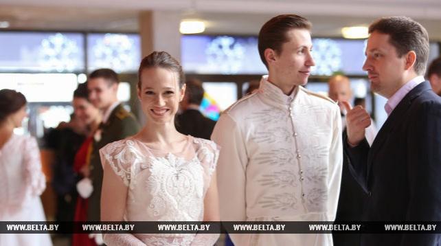 Бал православной молодежи прошел в Минске