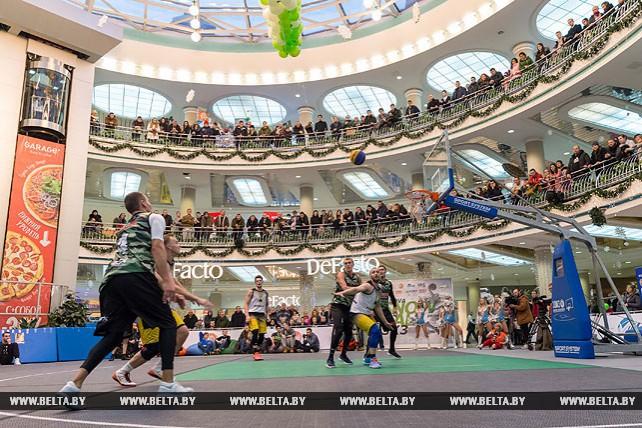 Ghetto Basket одержали победу в турнире по баскетболу Palova. Snowball 3x3
