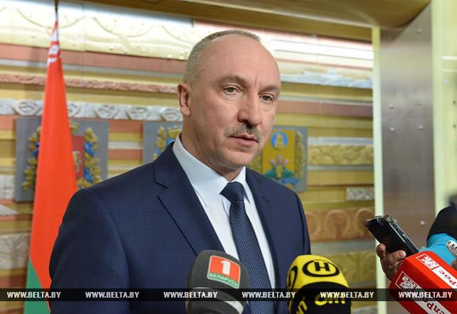 Генпрокуратуре Беларуси удалось изменить ситуацию с криминальной дебиторкой при поставках продукции в Россию - Конюк