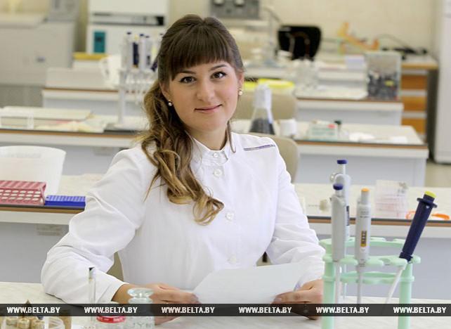 Анна Гончарова - стипендиат Президентского фонда