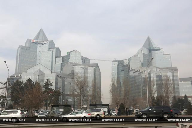 Города мира. Алматы