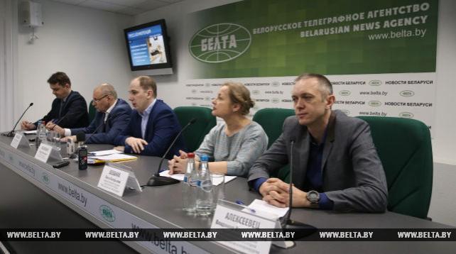Пресс-конференция с представителями РНПЦ неврологии и нейрохирургии прошла в пресс-центре БЕЛТА