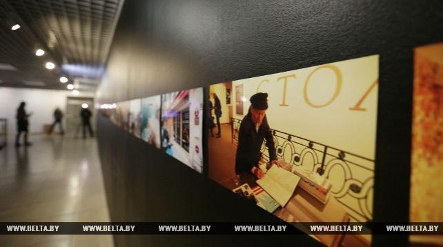 "Арт-проект ""Стол"" представлен белорусскому зрителю"