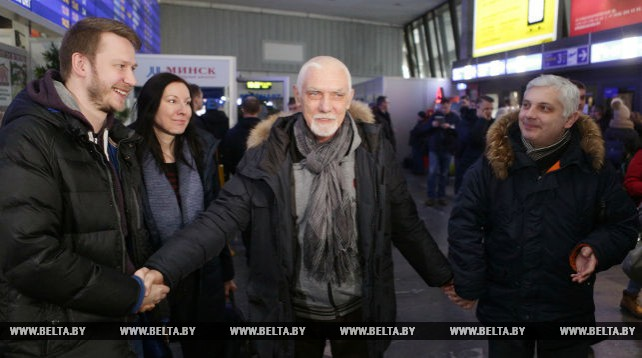 Вернулся на родину последний из белорусов, находящихся в плену в Ливии с 2011 года
