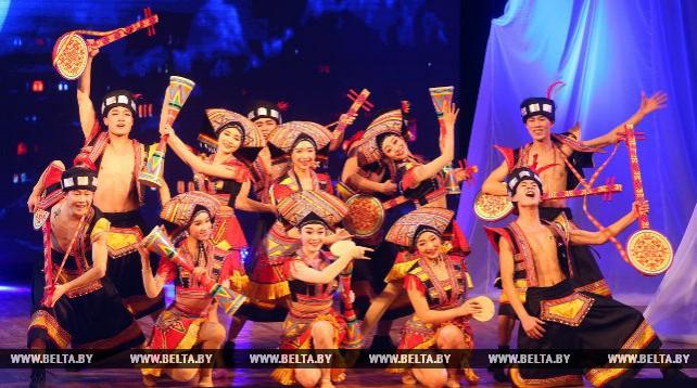Гала-концерт в честь китайского Праздника весны прошел в Белгосфилармонии