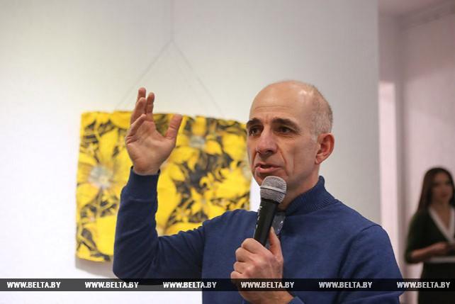 Выставка работ дагестанского художника Марата Гаджиева открылась в Минске