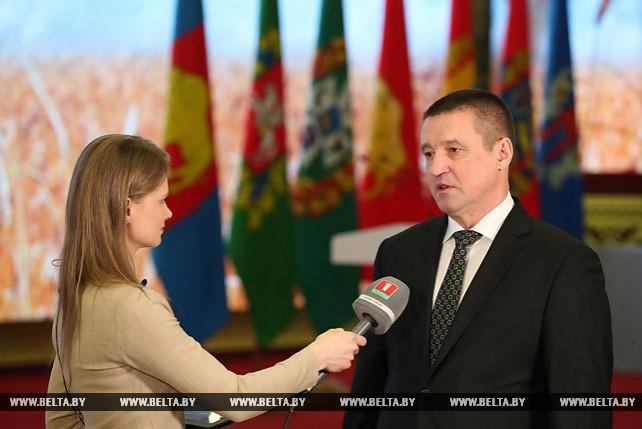 Производительность труда в АПК Беларуси к 2020 году должна увеличиться минимум в 1,3 раза