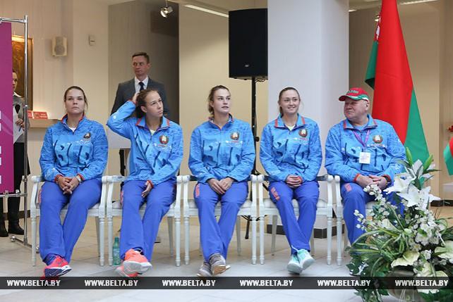 Арина Соболенко и Татьяна Мария откроют матч Кубка Федерации Беларусь - Германия