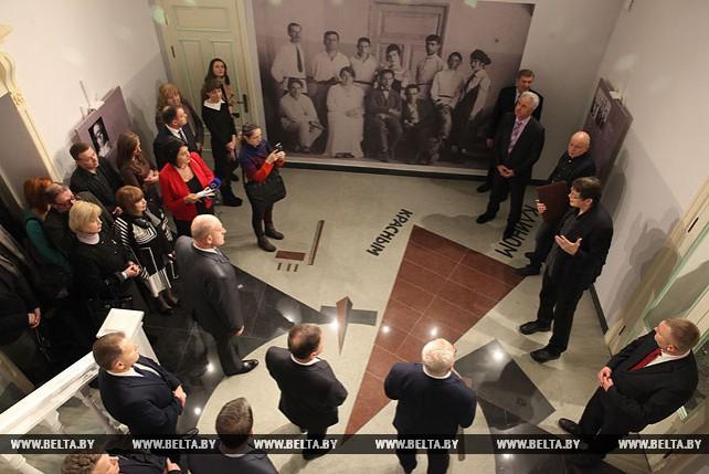 Музей истории народного художественного училища открылся в Витебске