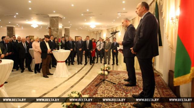 Церемония празднования Национального дня Исламской Республики Иран прошла в Минске