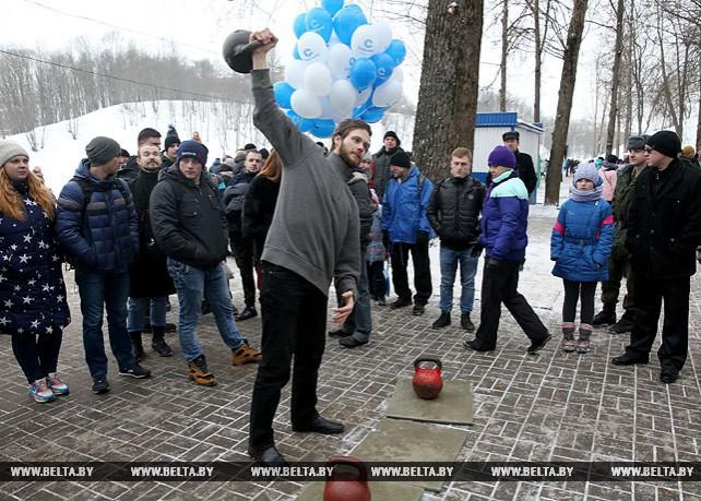 """""""Зимние старты-2018"""" прошли в Витебске"""