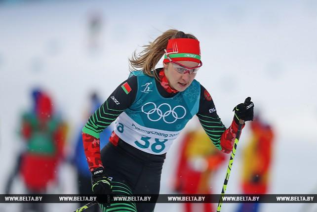 Белорусские лыжницы завершили выступление в олимпийском спринте на стадии квалификации