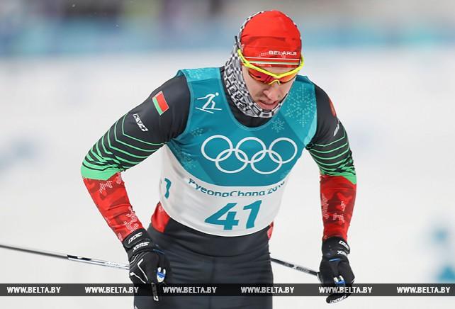 Александр Воронов вышел в четвертьфинал олимпийского лыжного спринта