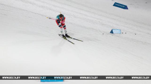 Норвежский лыжник Йоханнес Хесфлот Клебо выиграл олимпийский классический спринт