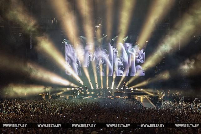Концерт Depeche Mode прошел в Минске