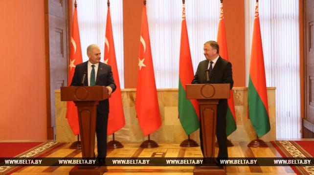 Беларусь считает Турцию одним из важнейших партнеров - Кобяков