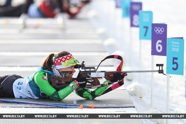 Шведка Эберг выиграла индивидуальную гонку ОИ, Скардино - десятая