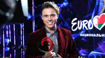 "ALEKSEEV представит Беларусь на ""Евровидении-2018"""