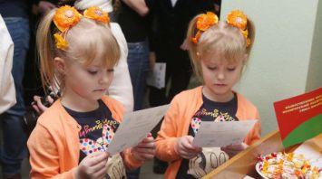 Детский избирательный участок открылся в Гродно