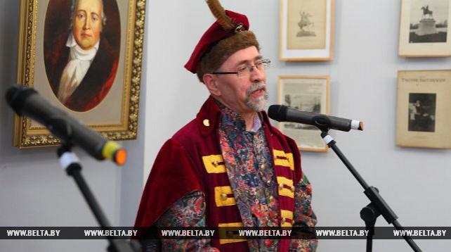 Выставка к 260-летию со дня рождения Юлиана Урсына Немцевича открылась в Брестском районе