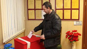 В Гомельской области открылись 1 022 участка для голосования