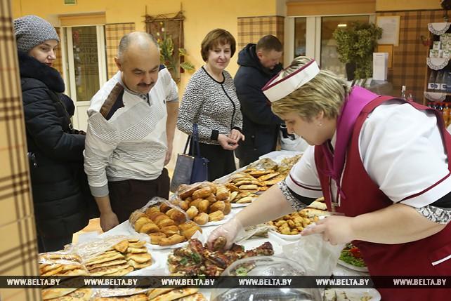На избирательных участках организована работа буфетов