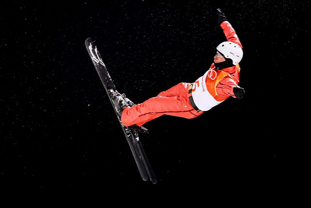 Белорусский фристайлист Станислав Гладченко остался без олимпийской медали