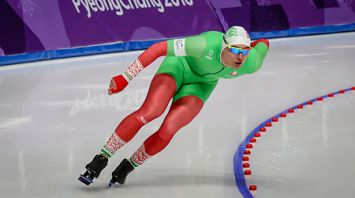 Белорусский конькобежец Игнат Головатюк занял 22-е место на олимпийской дистанции 500 м