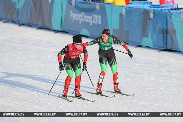 Белорусские лыжницы не вышли в финал ОИ в командном спринте