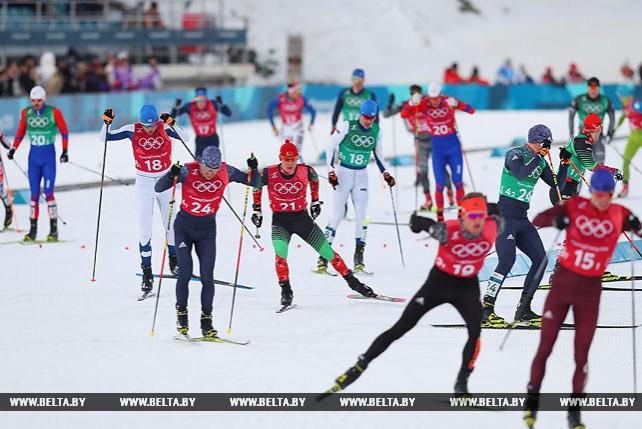 Белорусские лыжники не вышли в финал командного спринта на ОИ