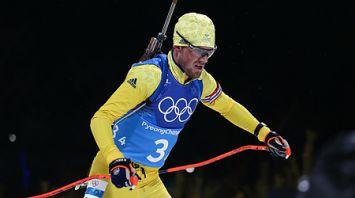 Шведские биатлонисты выиграли эстафету на Олимпиаде-2018, белорусы восьмые