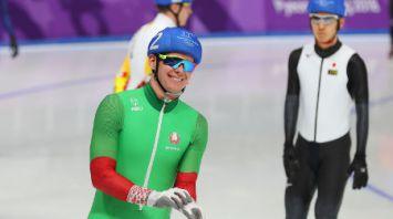 Виталий Михайлов прошел в финал конькобежного масс-старта ОИ-2018