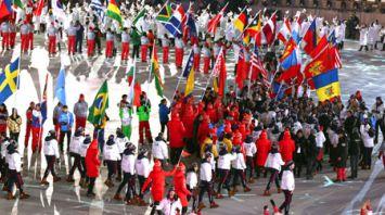 Церемония закрытия зимней Олимпиады проходит в Пхенчхане