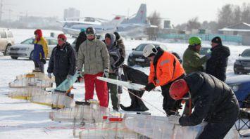 Этап Кубка мира по кордовым авиамоделям прошел в Минске
