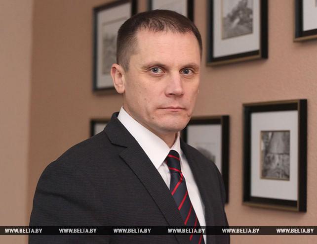 Дмитрий Харитончик избран председателем Могилевского областного Совета
