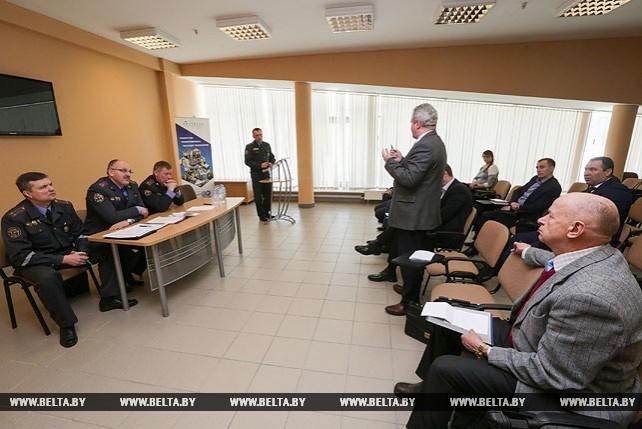 Встреча сотрудников УГАИ МВД с представителями автобизнеса