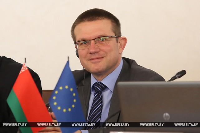 """Официальное открытие совместного проекта Нацбанка и ЕС """"Твининг"""" состоялось в Минске"""
