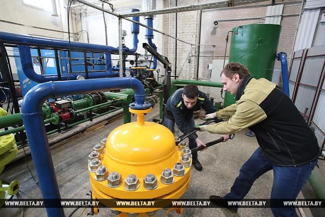 В Беларуси создали установку для повышения эффективности газотранспортных систем