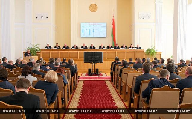 Вопрос развития Барановичей рассмотрен на заседании Брестского облисполкома