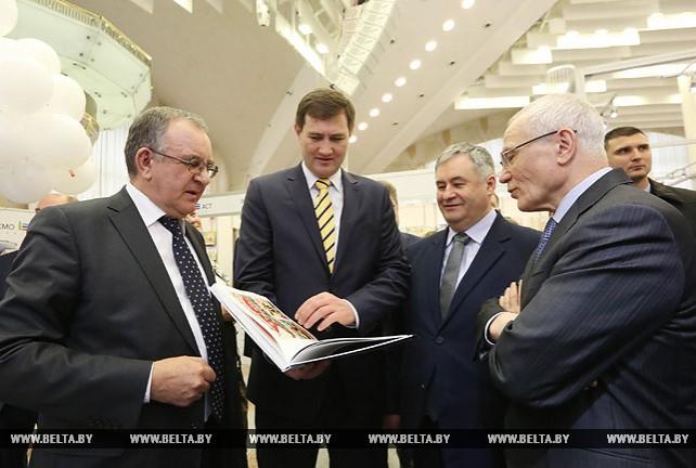XXV Минская международная книжная выставка-ярмарка начала работу