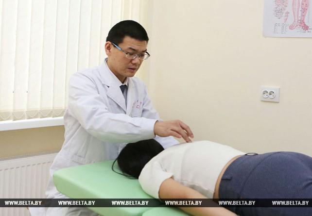 Центр китайской традиционной медицины начал работать в Гродно