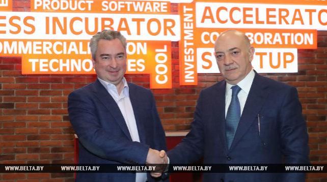 Помощник Президента Азербайджана Фуад Алескеров встретился с директором ПВТ Всеволодом Янчевским