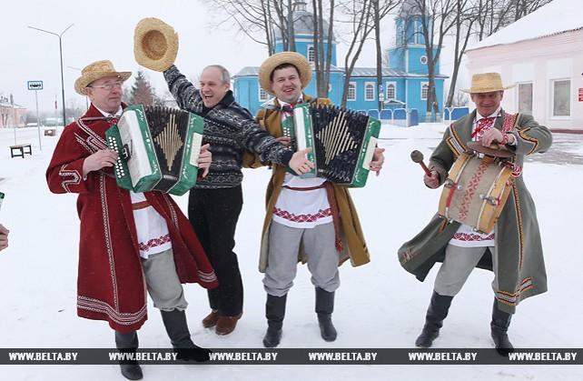 """Фестиваль """"Грай, гармонiк"""" пройдет нынешним летом в Ельске"""