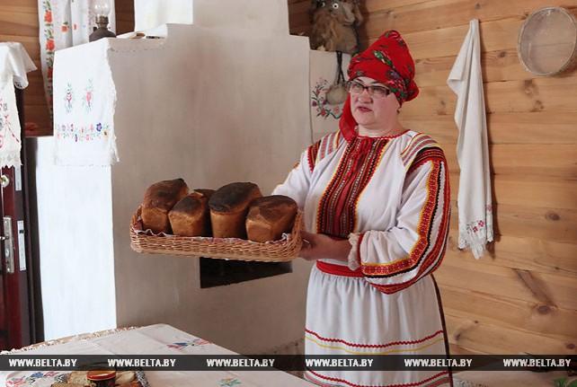Новые экспозиции о быте белорусов открылись в музее хлеба в Чечерском районе