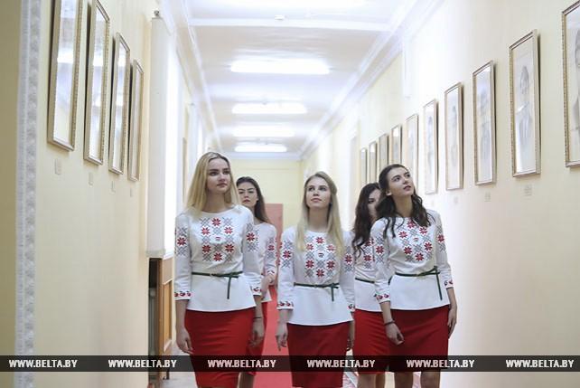 Галерея лидеров молодежного движения Беларуси открылась в Республиканском доме молодежи