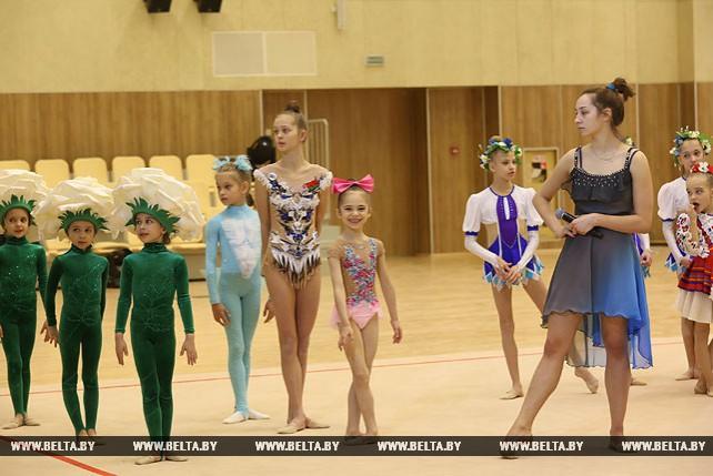 Центр по художественной гимнастике готов принять ведущих граций страны