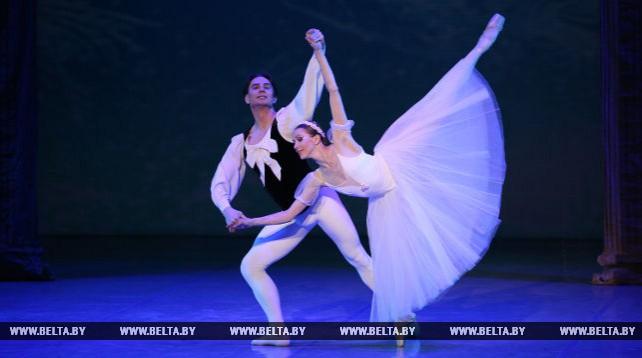 Концерт звезд Большого театра Беларуси прошел в Минске